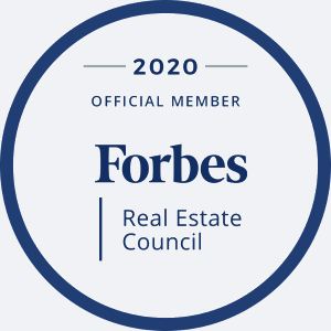 2020 Forbes Real Estate Council Official Member