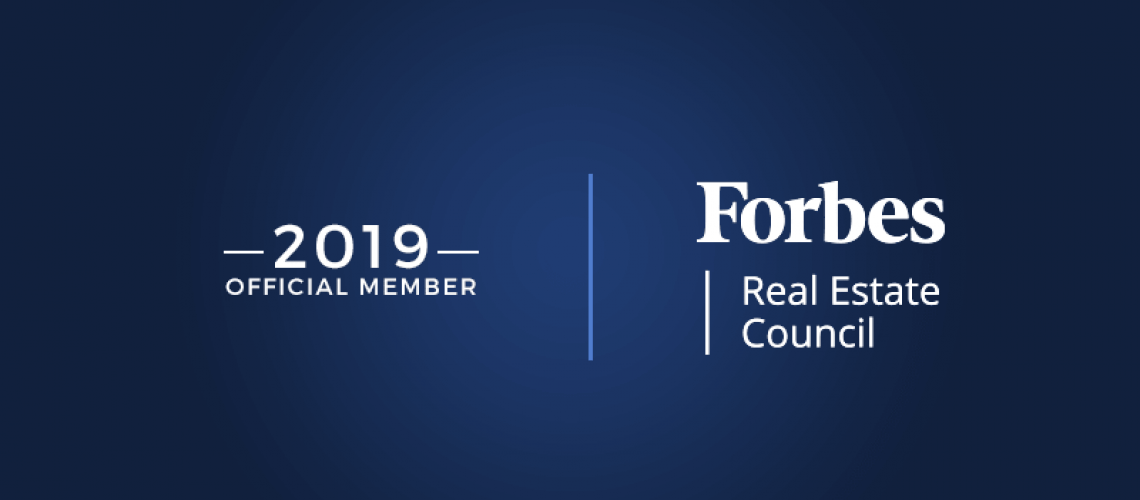 Forbes Real Estate Council Badge