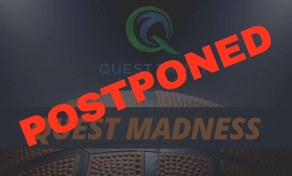 Quest Madness 2020 Postponed