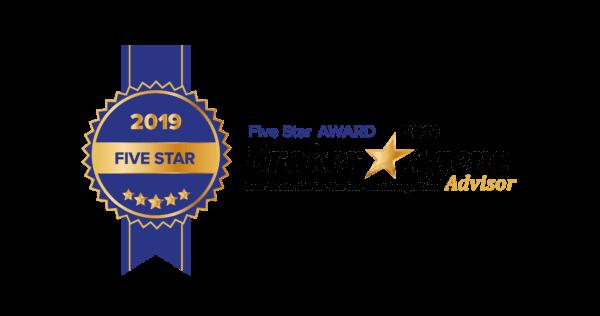 Broker Agent Five Star Award